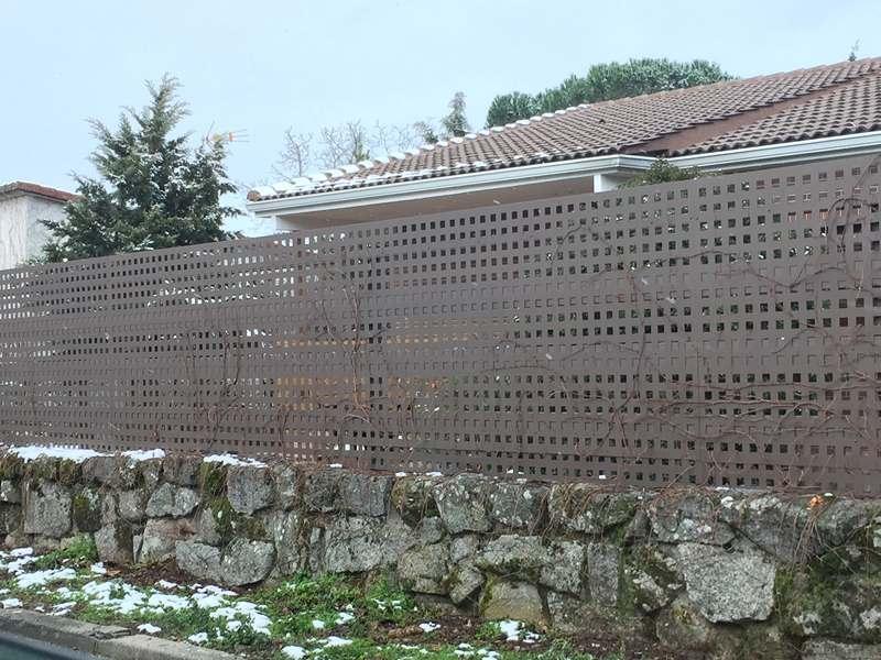 pintores exterior sierra Madrid